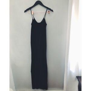 Top Shop bodycon Midi Dress size XS.